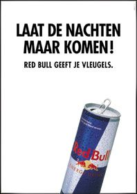 Red Bull te donne des ailes